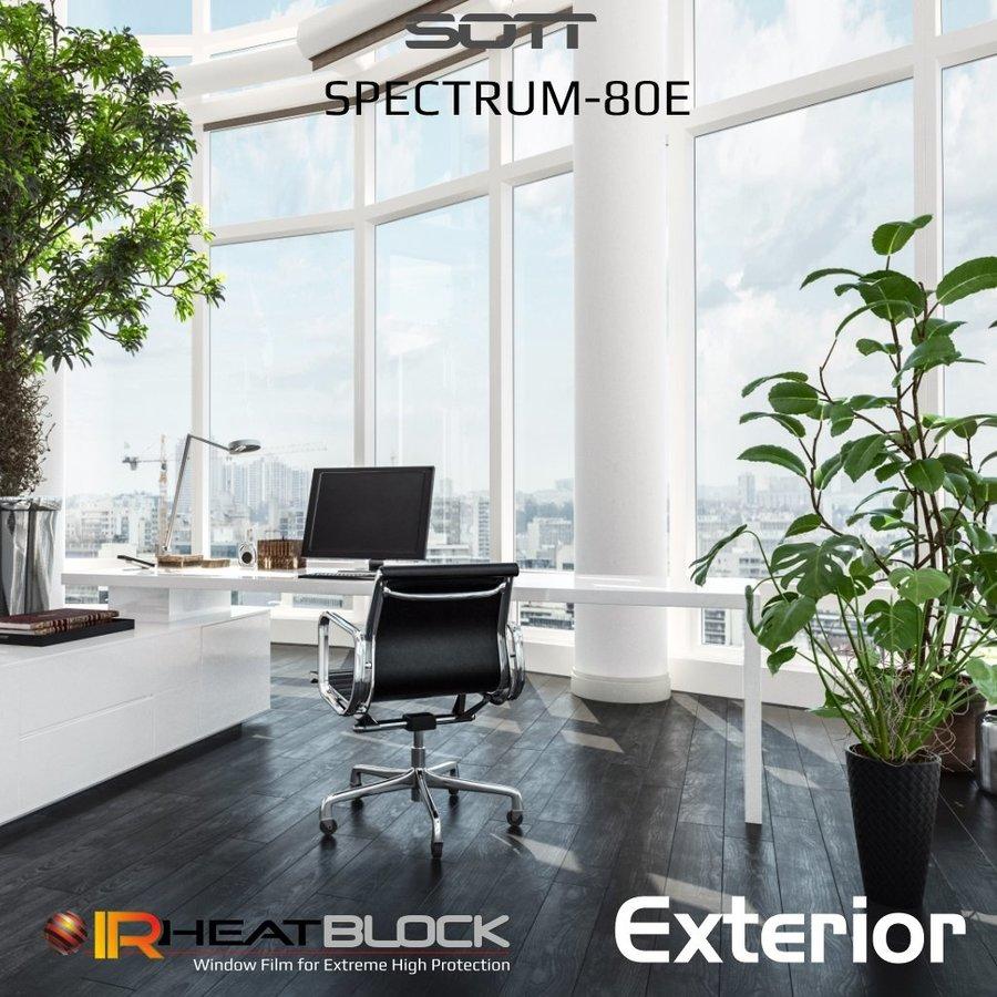 IR-HeatBlock Spectrum 80  SPECTRUM-80E-152-5