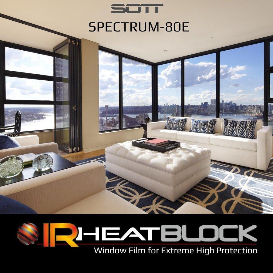 IR-HeatBlock Spectrum 80  SPECTRUM-80E-152-6