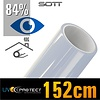 SOTT® UV Protektion Folie Glasklar -152cm UVPS-152
