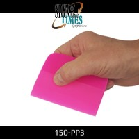 thumb-150-PP3 The Pink Shaved Squeegee - 10cm-2