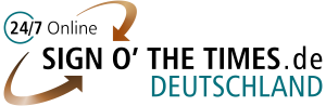 Sign 'o the Times Deutschland GmbH