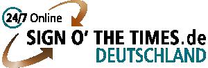Sign 'o the Times Deutschland GmbH
