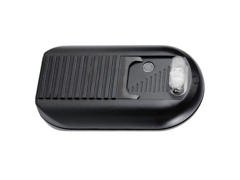 Tradim 31032 vloerdimmer met schakelaar 2-lamps 40-500 Watt zwart