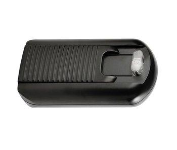 Tradim 31072 Fußdimmer 12 Volt 35-150 Watt schwarz
