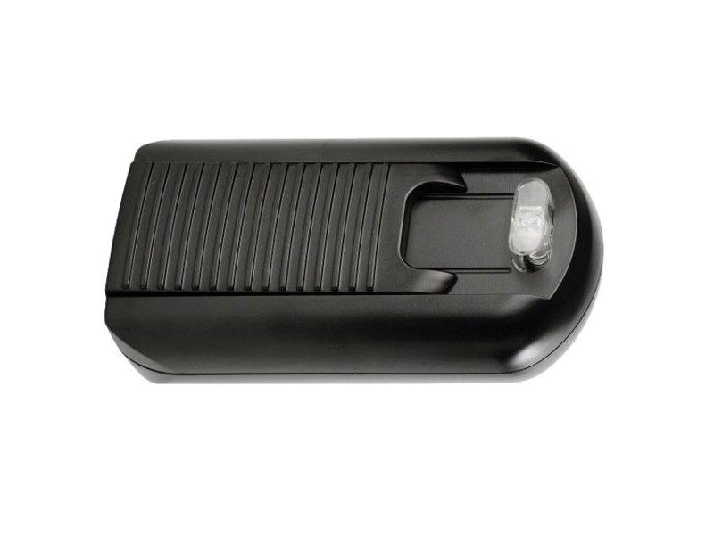Tradim 31072 vloerdimmer 12 Volt 35-150 Watt zwart