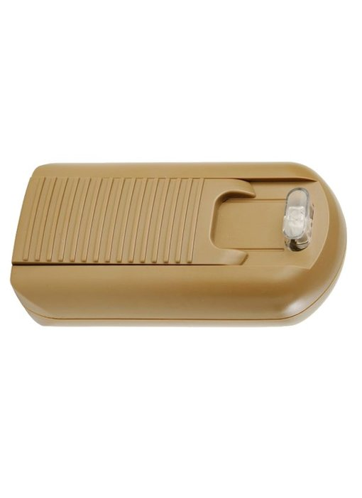 Tradim 31074 vloerdimmer 12 Volt 35-150 Watt brons/goud
