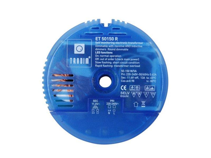 Kaoyi KTB-150 halogen transformer round 50-150 Watt