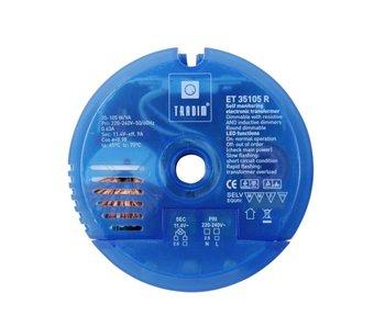Kaoyi KTB-105A halogen transformer round 35-105 Watt