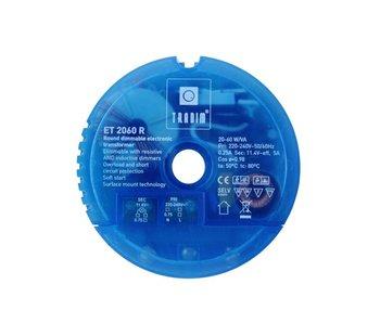Kaoyi KTB-60 halogen transformer round 20-60 Watt
