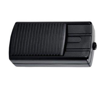Kaoyi KFT-6022 Bodendimmer Trafo 12 Volt 20-60 WAtt schwarz