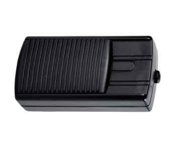 Kaoyi KFT-6022 Fußdimmer Trafo 12 Volt 20-60 WAtt schwarz
