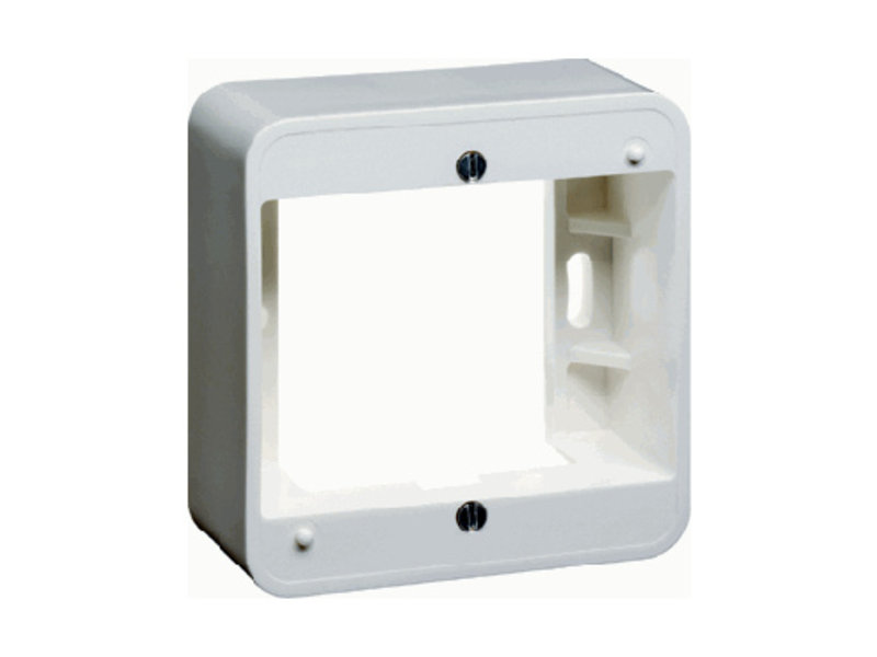 Peha Mounting edge for single dimmer