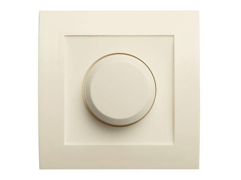 Single dimmer button cream suitable for Tradim
