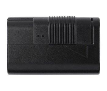 Kaoyi KFT-10522 vloerdimmer 12 Volt 35-105 Watt zwart