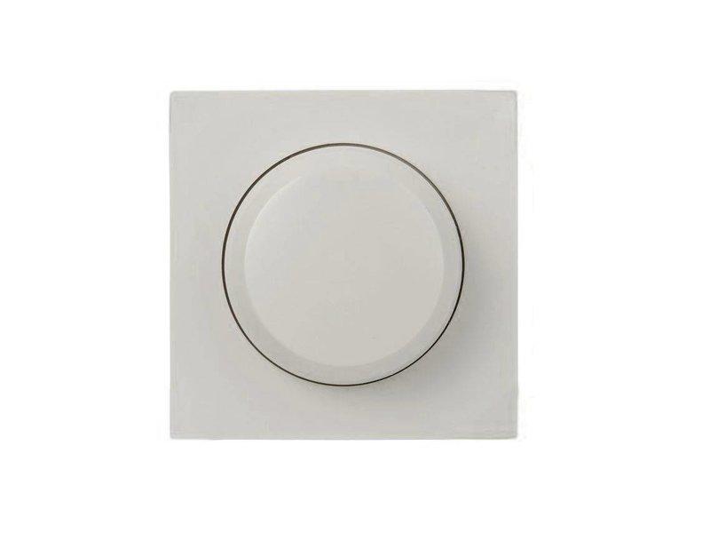 Berker Single dimmer button white suitable for Berker S1