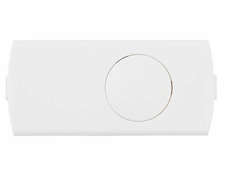 Tradim 64201 LED snoerdimmer 1-100 Watt wit inclusief snoer