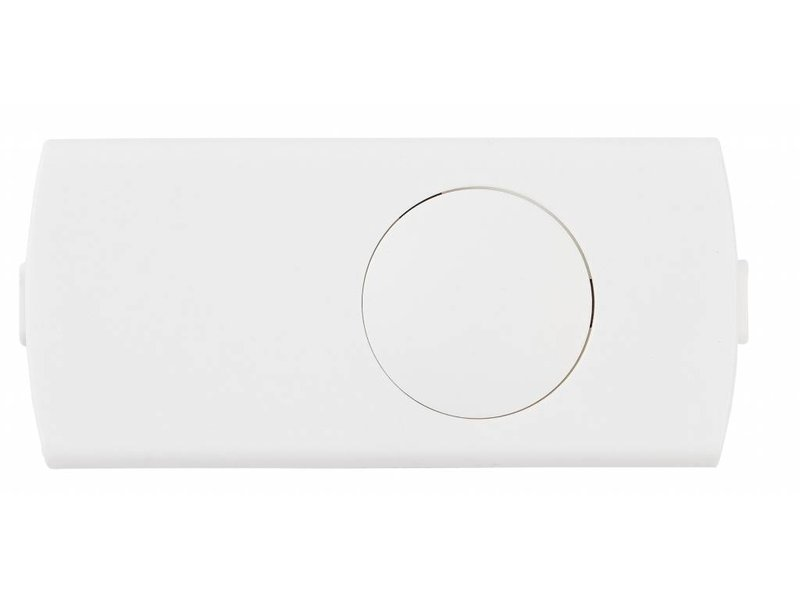 Tradim 64202 LED Schnurdimmer 1-100 Watt  weiß Schnur einschließlich