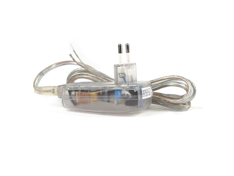 Kaoyi KP60 stekkertransformator 20-60 Watt wit