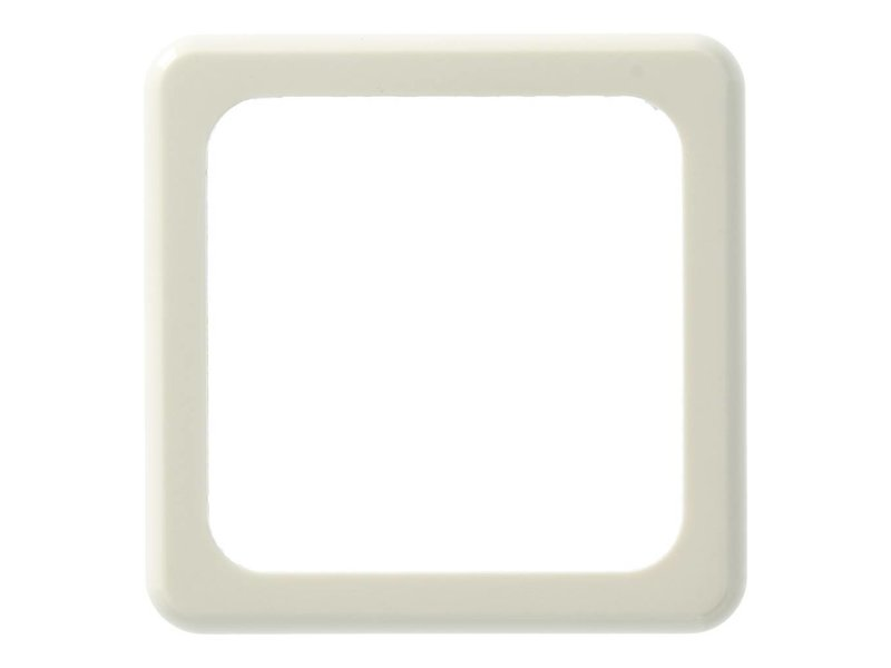 Peha Standard cover frame simple cream 80671W