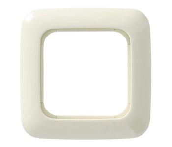 Busch Jaeger Reflex SI cadre de couverture simple crème 2511-212
