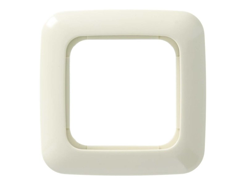 Busch Jaeger Reflex SI cover frame single  cream 2511-212
