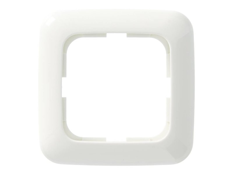 Busch Jaeger Reflex SI cover frame single white 2511-214