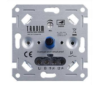 Tradim 2489H 500W LED gradateur mural
