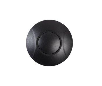 Tradim 64312 LED gradateur de sol 3 -100 Watt noir