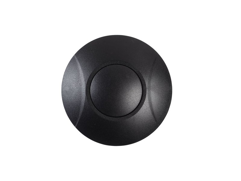 Tradim 64312 LED Bodendimmer 3 -100 Watt schwarz