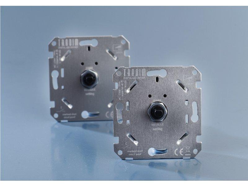 Tradim 2497H digitaler Unterputz Dimmer 1-150W