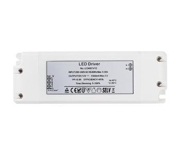 Tradim LD48CV12 Conducteur led