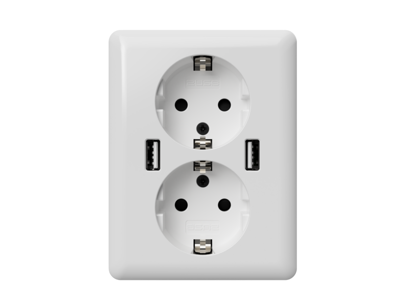 2USB easy Charge DUO