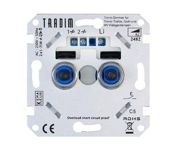 Tradim 2482 gradiateur dual 2x 5-75 Watt