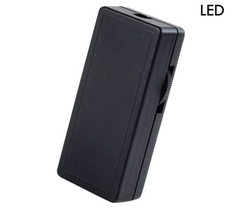 Tradim 62202 LED cord dimmer 1-40 Watt black
