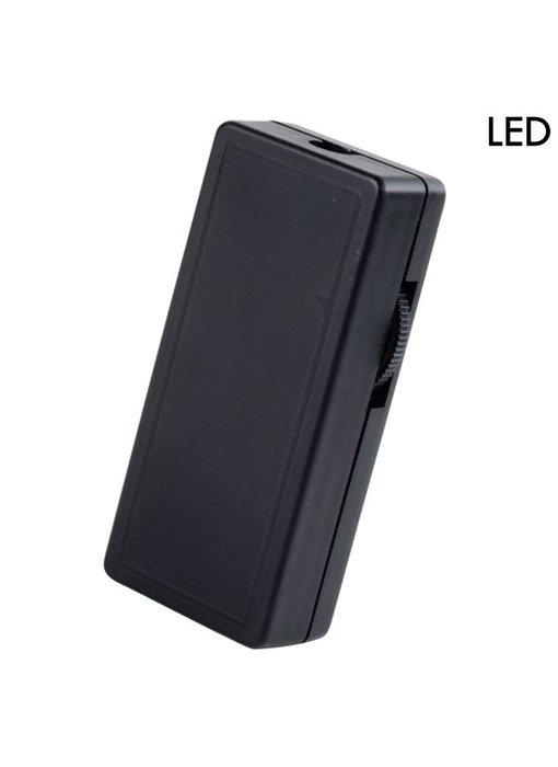 Tradim 62102 LED cord dimmer 1-40 Watt black