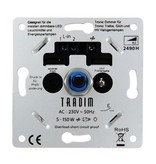 Tradim Tradim 2490H LED dimmer 5-150 Wattwith 8 dimming profiles