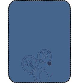Woody Plaid, blauw