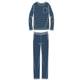 Woody Heren pyjama, petrol