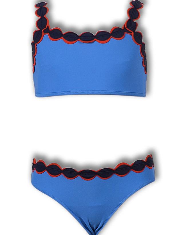 Woody Bikini, blauw