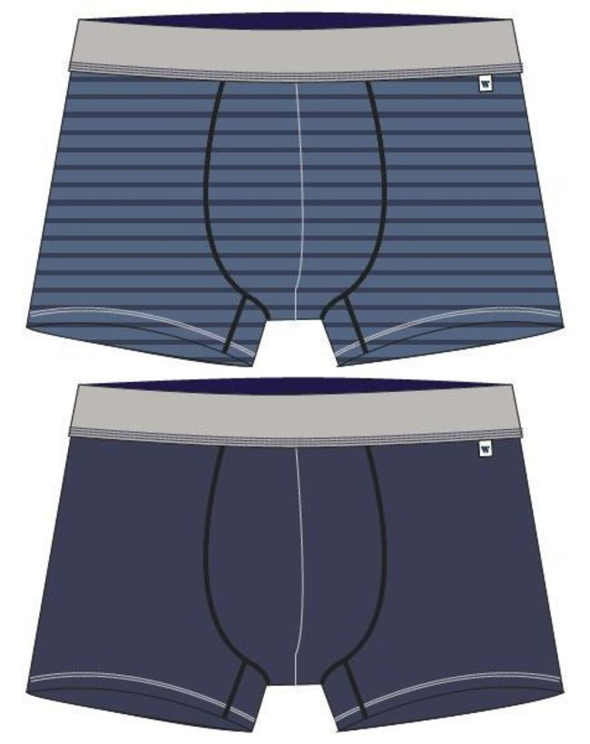 Woody Jongens-Heren short, set 3