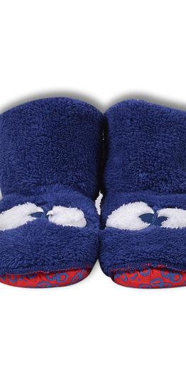 Woody Unisex Pantoffels, blauw