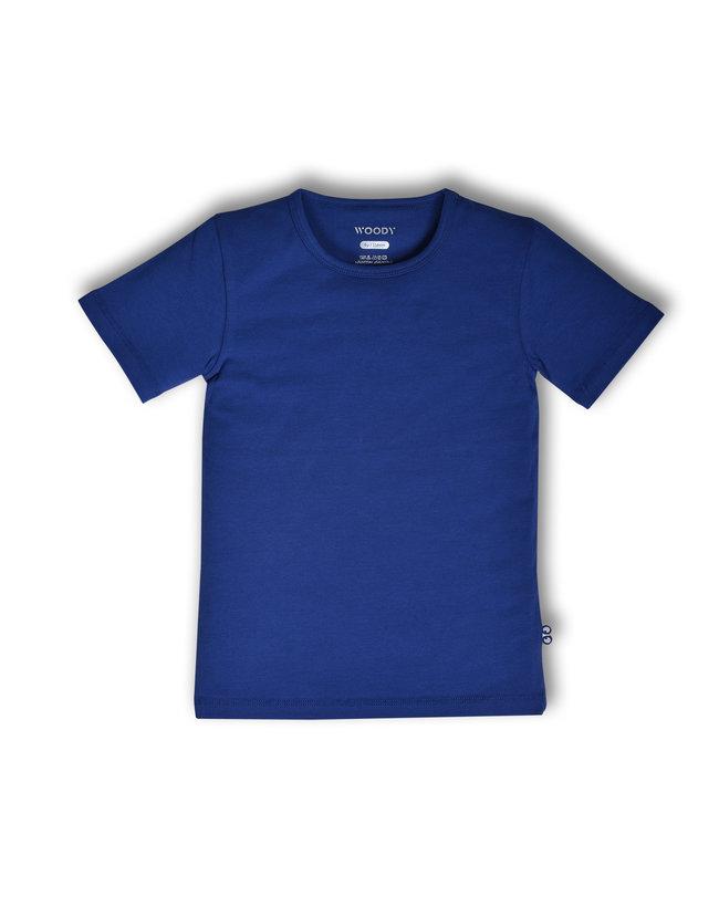 Woody Unisex t-shirt, blauw