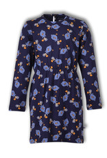 Woody Slaapkleed, donkerblauw dodo all-over print