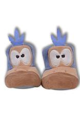 Woody Pantoffels, theme dodo
