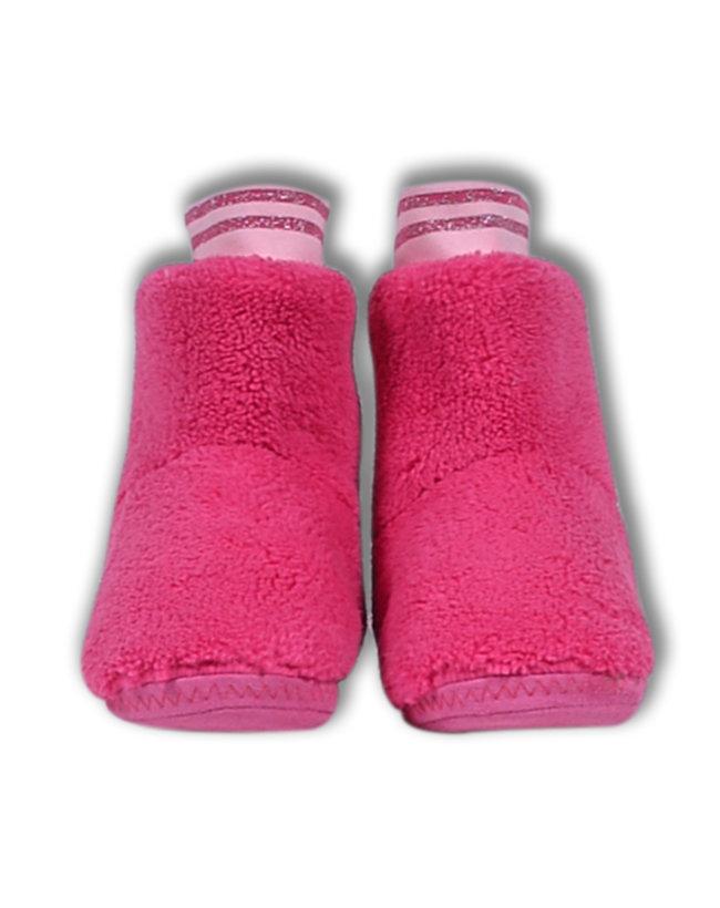 Woody Meisjes-Dames Pantoffels, fuchsia roze
