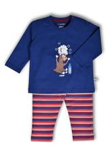 Woody Jongens pyjama, blauw