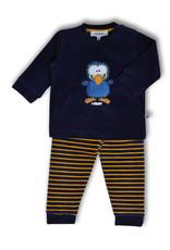 Woody Jongens pyjama, donkerblauw