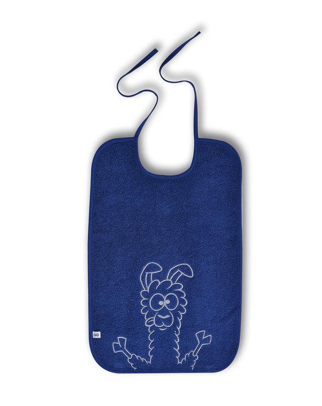 Woody Slabbetje, blauw