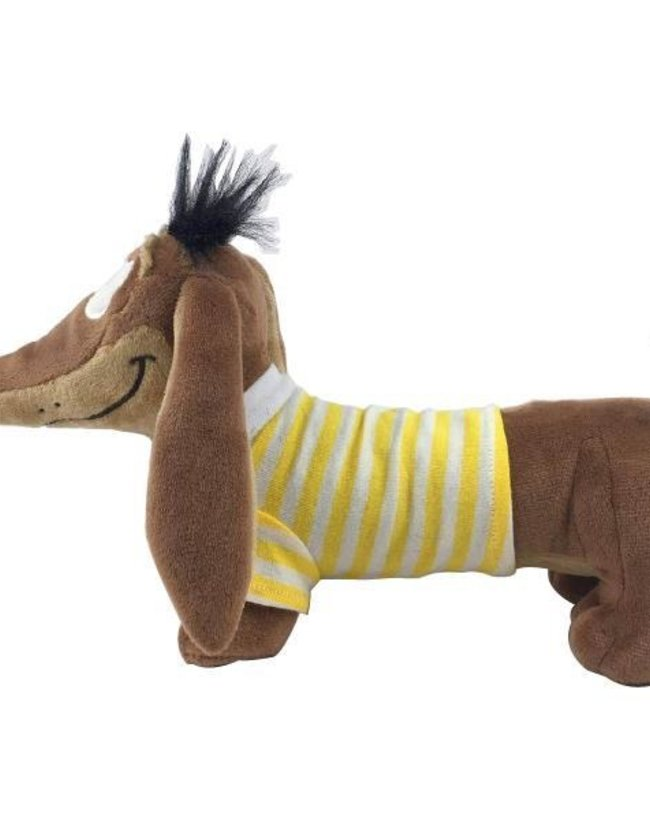 Woody Knuffel, Hond