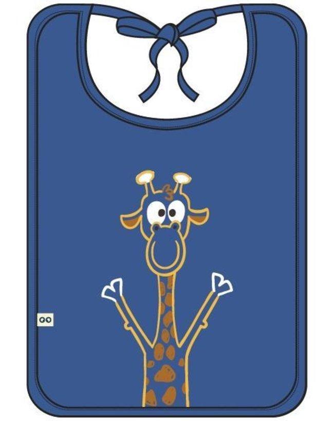 Woody Slabbetje, koningsblauw